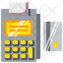 Credit Card Debit Card Electronics Icon