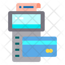 Cash Card Payment Icon