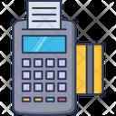 Swipe Machine Card Machine Card Icon