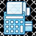 Swipe Machine Order Icon