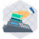 Atm Accpet Card Icon