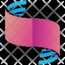 Swirl Logogram Shape Icon