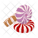 Swirl Candies Icon