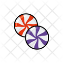 Swirl Candy Icon