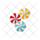 Swirl Candy Candy Hard Candy Icon