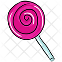 Swirl Lollipop Icon