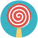 Swirling Lollipop Icon