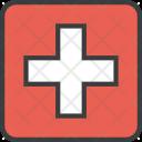 Swiss Switzerland European Icon