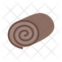 Swiss Roll Icon