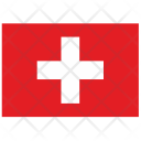 Swiss Country Flag Icon