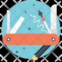 Swiss knife Icon