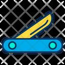 Knife Swiss Knife Cutter Icon