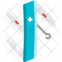 Swiss Knife Knife Pocket Knife Icon