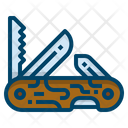 Knife Blade Penknife Icon