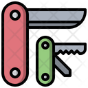 Swiss Knife Swiss Army Knife Miscellaneous Icon