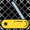 Swiss Knife Knife Tool Icon