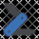 Swiss Knife Pocket Knife Swiss Icon