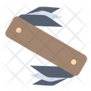 Swiss Knife Pocket Knife Folding Knife Icon