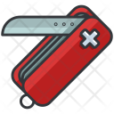 Swiss Pocket Knife Icon