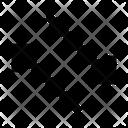 Arrow Transfer Exchange Icon