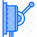 Knife Switch Electrician Icon