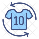 Switch Player Soccer Icon