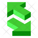 Arrow Switch Change Icon