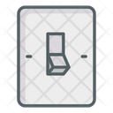 Switch Power Turn Off Icon