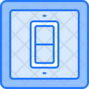 Switch Power Button Toggle Icon