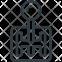 Switch Car Gear Icon
