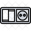 Switch board Icon