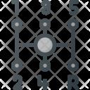 Switch Gear Board Icon
