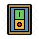 Switch Off Turn Off Save Energy Icon