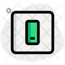 Switch On Button Icon