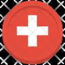 Switzerland Swiss Flag Icon