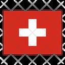 Switzerland Flag Flags Icon