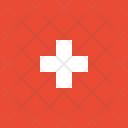 Switzerland Flag World Icon
