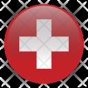 Switzerland National Holida Icon
