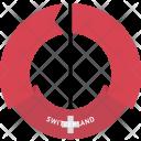 Switzerland Country Flag Icon