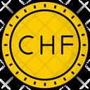 Switzerland Franc Icon