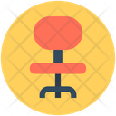 Chair Mesh Chair Office Chair Icon