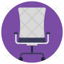 Swivel Chair Mesh Icon