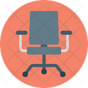 Swivel Chair Chair Revolving Chair Icon