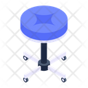 Office Chair Office Seat Revolving Chair Icon