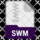 Swm File Icon