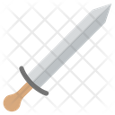 Cleaver Combat Knife Sword Icon