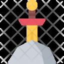 Sword Stone Icon
