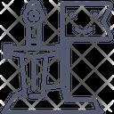 Sword Medieval War Icon