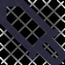 Sword Medieval Crossguard Icon
