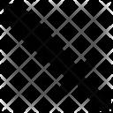 Sword Broadsword Ninja Icon